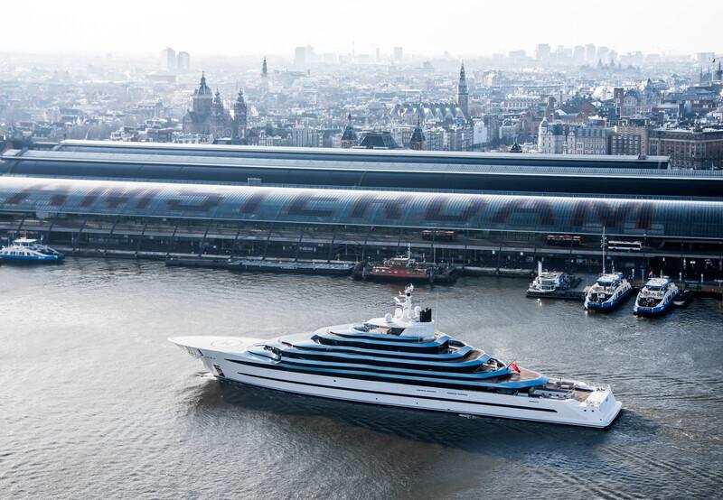 Amsterdam Your Superyacht Destination