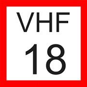 VHF 18
