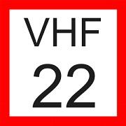 VHF 22