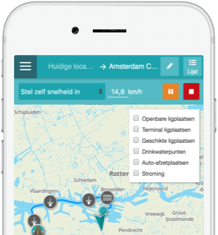 RiverGuide: de app voor de binnenvaart