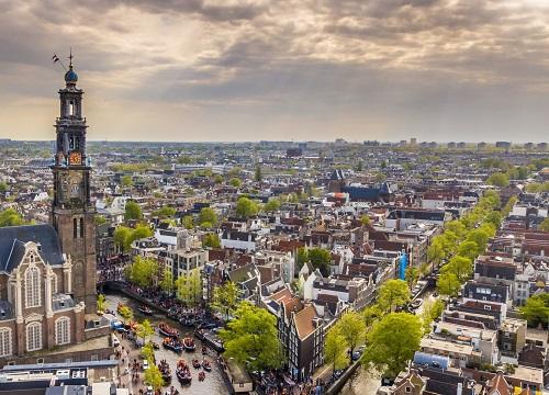 De haven werkt voor Amsterdam