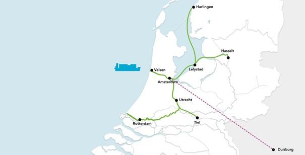 North west corridor