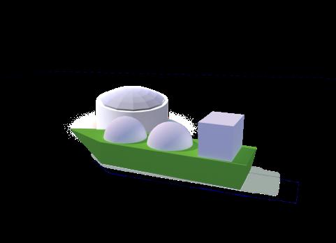 LNG bunkeren