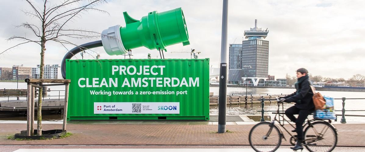 Eén jaar Project Clean Amsterdam
