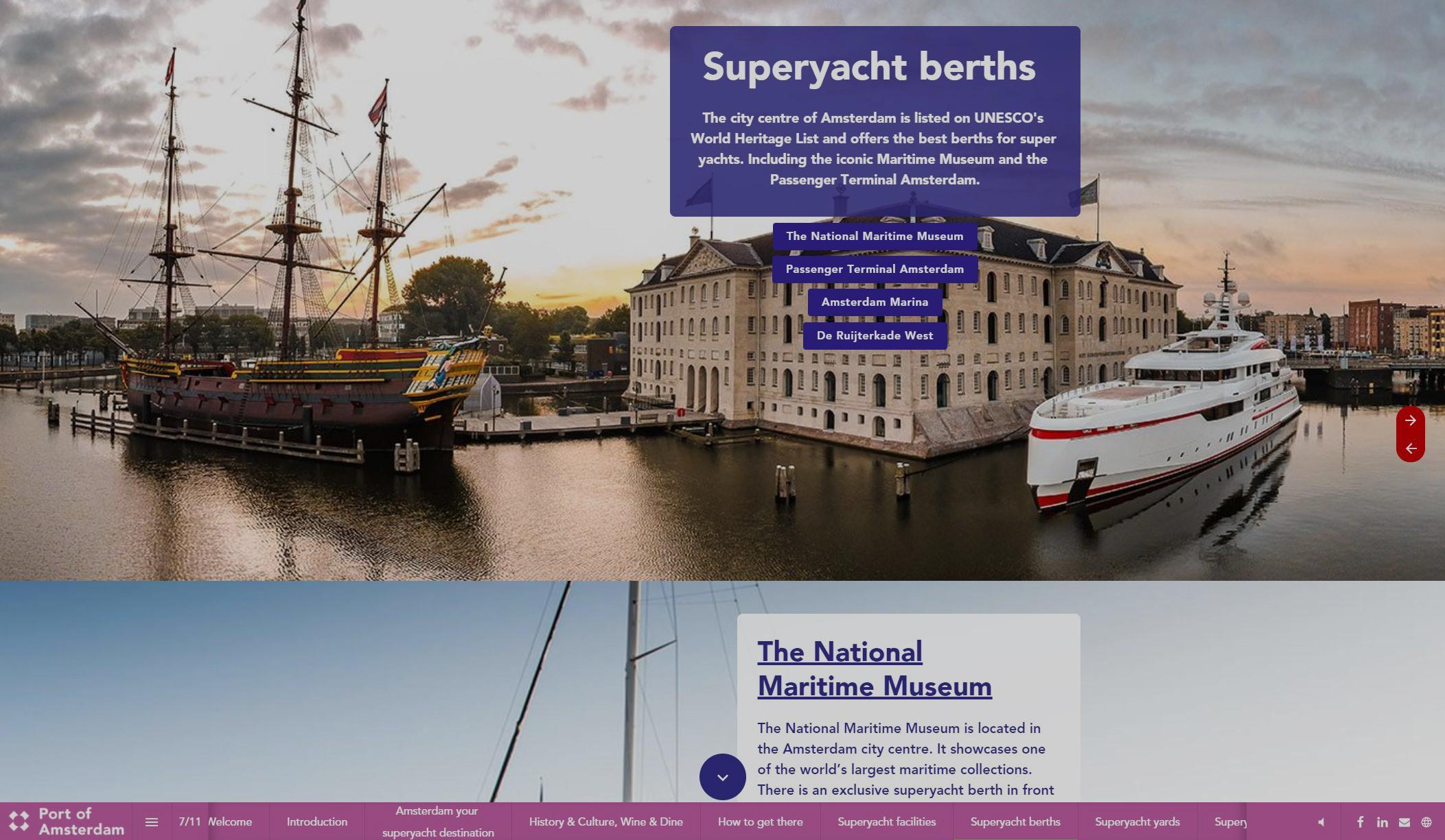 Superjachten Brochure