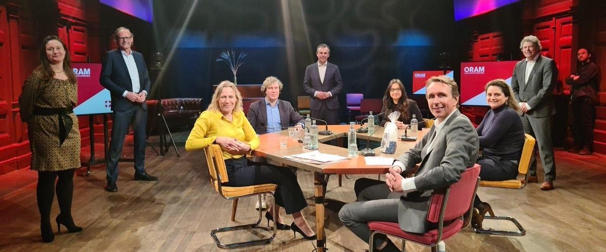 VerkiezingsdebatAmsterdamsehaven