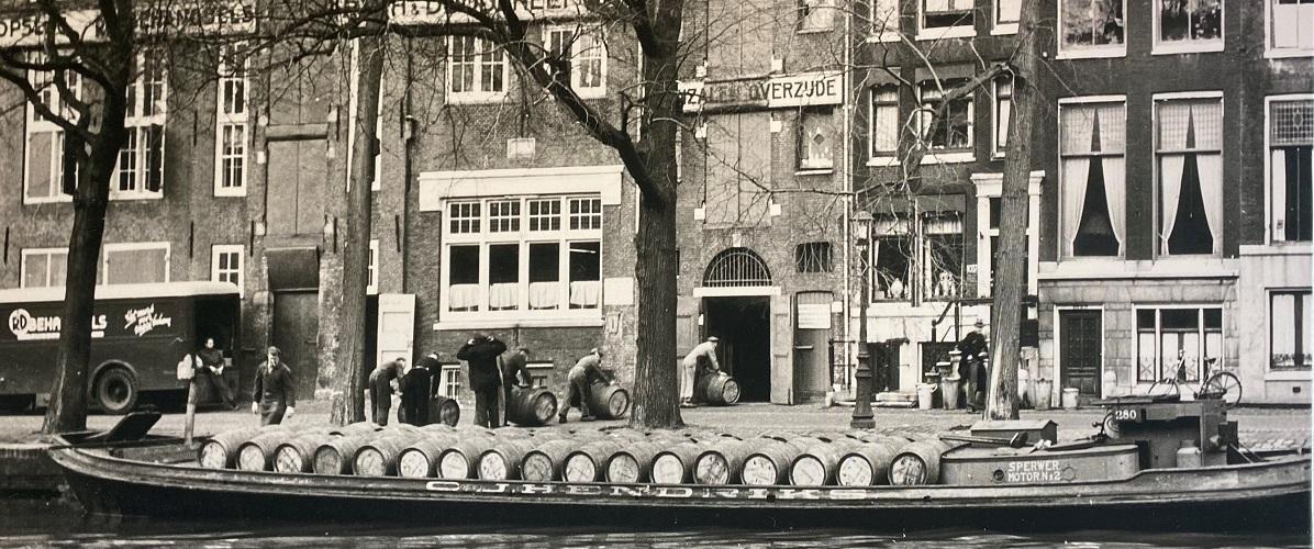 CJ Hendriks Amsterdam Haven