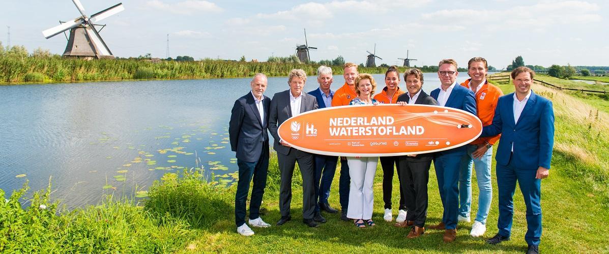 Nederland Waterstofland