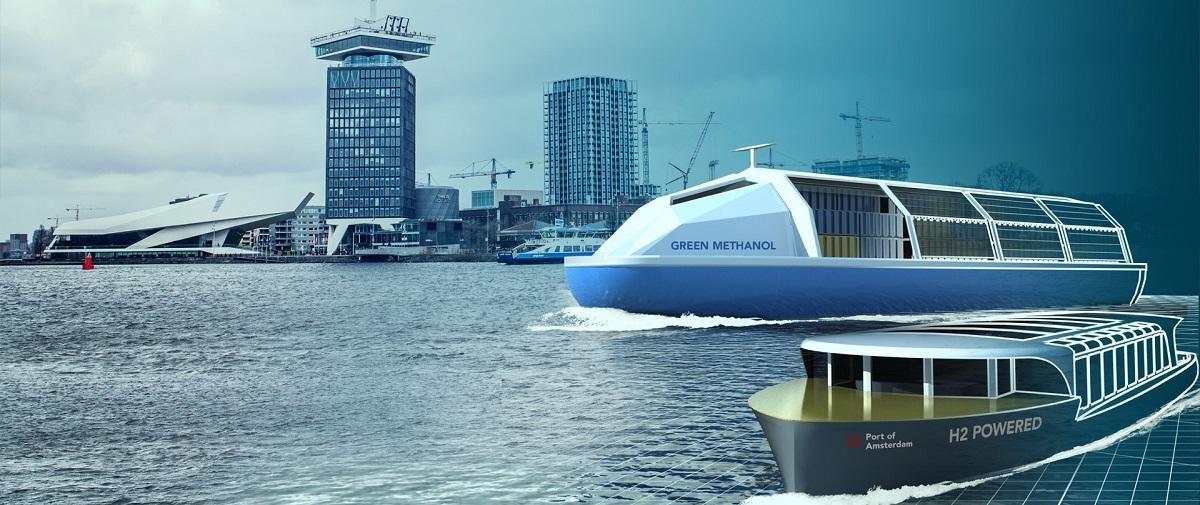 schone scheepvaart amsterdam