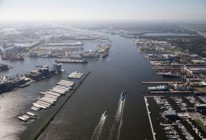 Zaken doen in de Amsterdamse haven