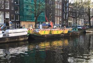 Amsterdam vaart