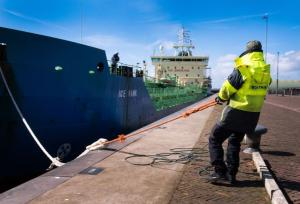 Transhipment in North Sea Canal ports down