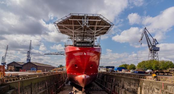 Reparatie en ontmanteling van schepen