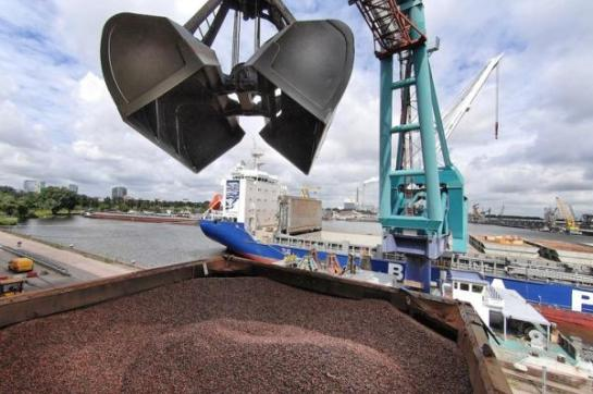 Dutch Seaports win award