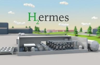 Artist Impression H2ermes