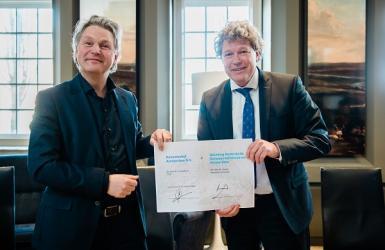 Samenwerking Port of Amsterdam en scheepvaartmuseum