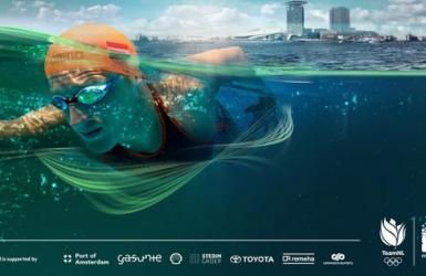 Olympische watersporters promoten waterstof