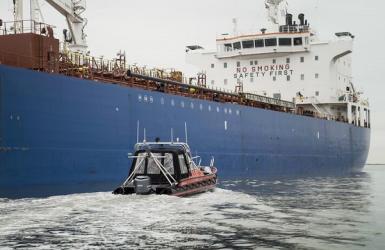 Veiligheid in de haven