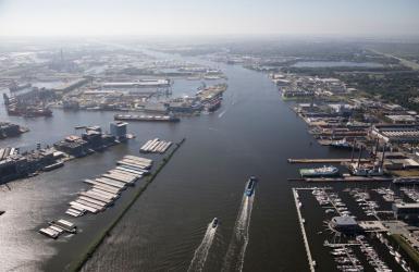 Noordzeekanaal waterstof