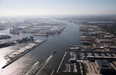 Port of Amsterdam area developing H2Gate
