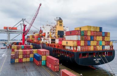 Europese zeehaven die voorop loopt in transitie