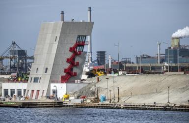 Opleiding sluisbedienaars SOC Zeesluis IJmuiden