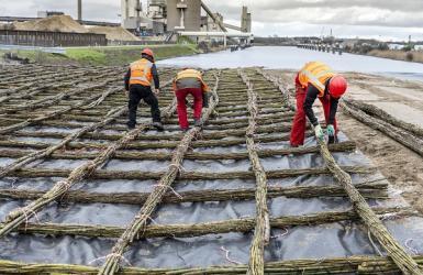 bodembescherming Zeesluis IJmuiden