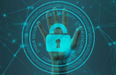 plaatje om cybersecurity uit te beelden
