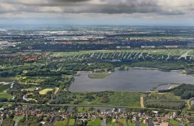 Polder Westzaan en de Amsterdamse haven
