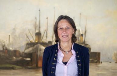Dorine Bosman CIO Port of Amsterdam