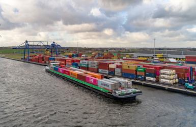 Sendo containers